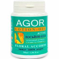 Фото Лосьон-масло для стоп и пяток Agor Lotion-Oil Floral Accords