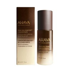 Фото Сыворотка с минералами Мертвого моря Ahava Dead Sea Osmoter Concentrate