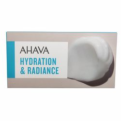 Фото Набор миниатюр Ahava Hydration&Radiance (gel/crm/3ml + mask/6g + eye/serum/2ml + serum/2ml)