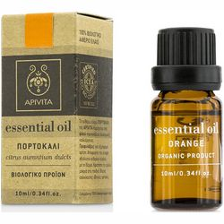 Фото Эфирное масло &bq;Апельсин&bq; Apivita Essential Oil Orange