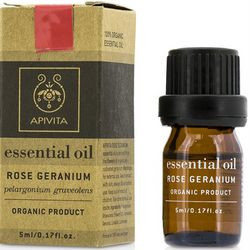 Фото Эфирное масло &bq;Розовая герань&bq; Apivita Essential Oil Rose Geranium