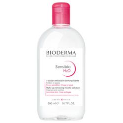 Фото Мицеллярная вода Bioderma Sensibio H2O Micellaire Solution