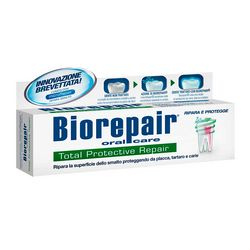 Фото Зубная паста &bq;Защита и восстановление&bq; Biorepair Oral Care Total Protective Repair