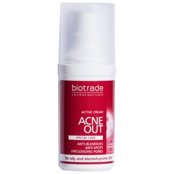 Фото Крем против угревой сыпи Biotrade Acne Out Active Cream