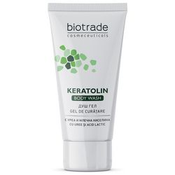 Фото Гель для душа Biotrade Keratolin Shower Gel