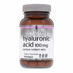 Фото Гиалуроновая кислота Bluebonnet Nutrition Beautiful Ally Hyaluronic Acid 100 mg