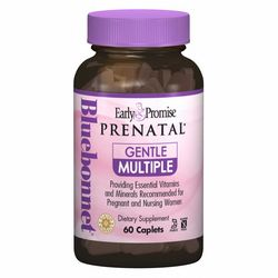 Фото Легкие витамины Bluebonnet Nutrition Early Promise Prenatal