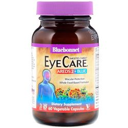 Фото Комплекс для глаз Bluebonnet Nutrition Targeted Choice Eye Care