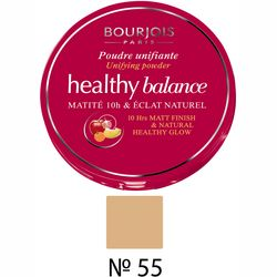Фото Витаминная компактная пудра для лица Bourjois Healthy Balance Powder