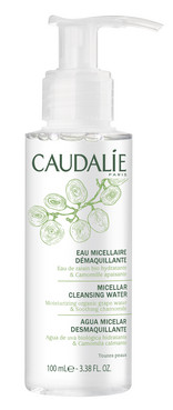 Мицеллярная вода Caudalie Make-Up Remover Cleansing Water фото