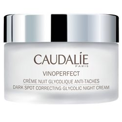 Ночной крем с гликолевой кислотой Caudalie Vinoperfect Dark Spot Correcting Glycolic Night Cream фото