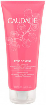 Гель для душа Caudalie Vinotherapie Shower Gel Rose De Vigne фото