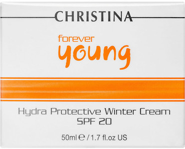 Зимний гидрозащитный крем Christina Forever Young Hydra Protective Winter Cream SPF 20 фото