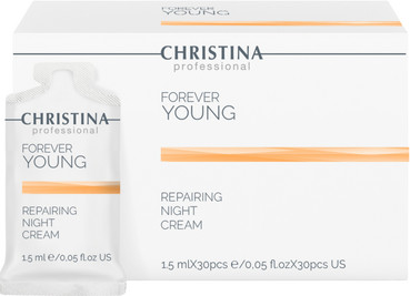 Фото Ночной восстанавливающий крем Christina Forever Young Repairing Night Cream