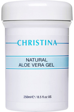 Натуральный гель c алоэ вера Christina Natural Aloe Vera Gel фото