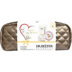 Юбилейный набор Dr.Belter Sleeping Beauty KIt (hand/cream/40ml + ampoule/2ml + crm/15ml + bag) фото