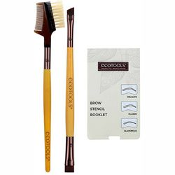 Фото Набор для бровей Ecotools Brow Shaping Set Brushes