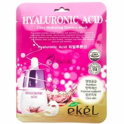 Фото Маска с гиалуроновой кислотой Ekel Hyaluronic Acid Ultra Hydrating Essence Mask
