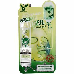 Фото Маска с экстрактом центеллы Elizavecca Centella Asiatica Deep Power Ringer Mask Pack