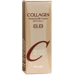 Фото Увлажняющий BB крем с коллагеном Enough Collagen Moisture BB Cream SPF47/PA+++