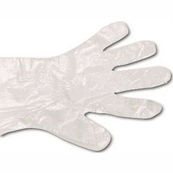 Фото Перчатки ПЕ Estel Professional Element Polyethylene Gloves