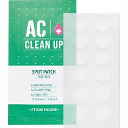 Патчи от прыщей Etude House AC Clean up Patch фото