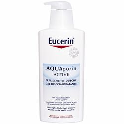 Фото Гель для душа Eucerin AquaPorin Active Refreshing Shower