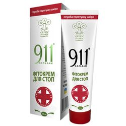 Фото Фитокрем 911 &bq;Для стоп&bq; Green Pharm Cosmetic