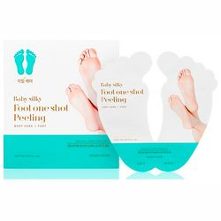 Фото Пилинг для ног Holika Holika Baby Silky Foot One Shot Peeling Mask Sheet