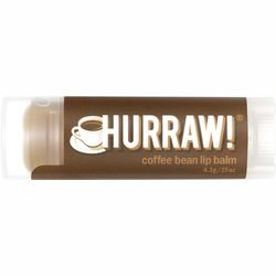 Бальзам для губ &bq;Кофейное зерно&bq; Hurraw Coffee Bean Lip Balm фото