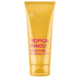 Скраб для тела с экстрактом манго Jion Tropical Mango Smoothing Sugar Body Scrub фото