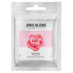 Маска гидрогелевая &bq;Бурбонская роза&bq; Joko Blend Bourbon Rose Hydrojelly Mask фото