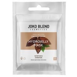 Маска гидрогелевая &bq;Сила какао&bq; Joko Blend Cacao Power Hydrojelly Mask фото