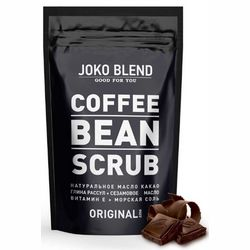 Фото Кофейный скраб &bq;Шоколад&bq; (не для продажи) Joko Blend Coffee Bean Scrub Original