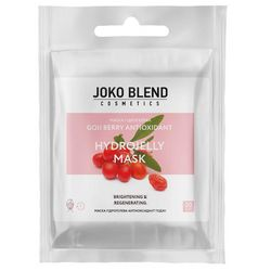 Маска гидрогелевая &bq;Антиоксидант Годжи&bq; Joko Blend Goji Berry Antioxidan Hydrojelly Mask фото