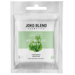 Маска гидрогелевая &bq;Супер зелень&bq; Joko Blend Super Green Hydrojelly Mask фото