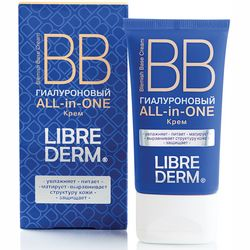 Фото Гиалуроновый BB-крем Librederm Hyaluronic All-In-One Blemish Base Cream