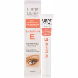 Фото Крем-антиоксидант для контура глаз Librederm Vitamin E Eye Contour Cream