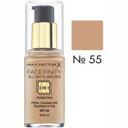 Фото Тональная основа для лица Max Factor Facefinity All Day Flawless 3in1 Foundation SPF 20