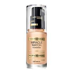 Фото Тональная основа для лица Max Factor Miracle Match Blur & Nourish Foundation