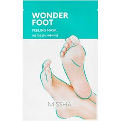 Фото Маска-пилинг для ног Missha Wonder Foot Peeling Mask