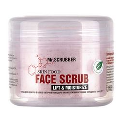 Фото Скраб для лица Mr.Scrubber Skin Food Lift and Moisturize