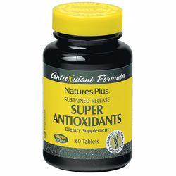 Фото Супер антиоксиданты Natures Plus Super Anti-Oxidants