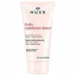 Фото Гель-скраб c лепестками роз Nuxe Exfoliating Gel With Rose Petals
