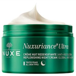 Ночной крем для зрелой кожи Nuxe Nuxuriance Ultra Global Anti-Aging Replenishing Night Cream фото