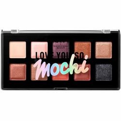 Фото Палетка теней NYX Professional Makeup Love You So Mochi Eyeshadow Palette