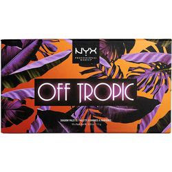 Палетка теней NYX Professional Makeup Off Tropic Shadow Palette фото
