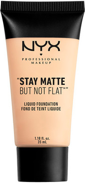 Фото Тональная основа NYX Professional Makeup Stay Matte But Not Flat Liquid Foundation