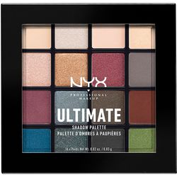 Фото Палетка теней NYX Professional Makeup Ultimate Shadow Palette