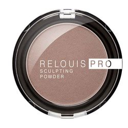Пудра-скульптор для лица Relouis Pro Sculpting Powder фото